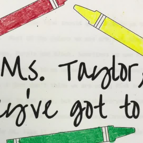 Ms. Taylor, They've got to go!