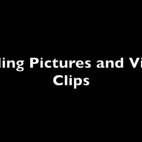 How to add videos