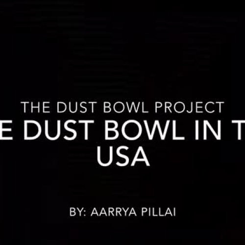 Dust Bowl USA