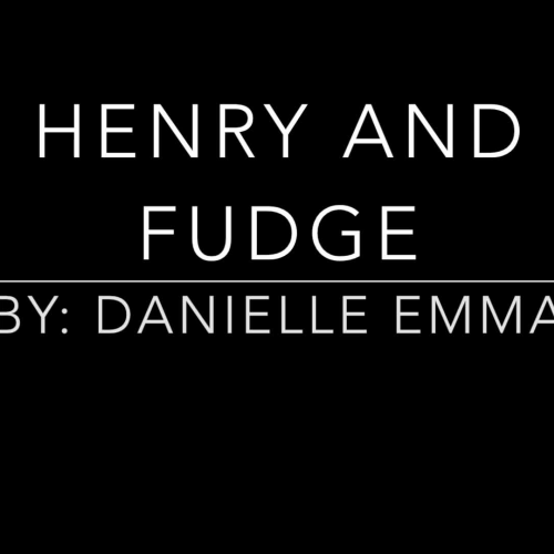 Henry and Fudge by Danielle Emma