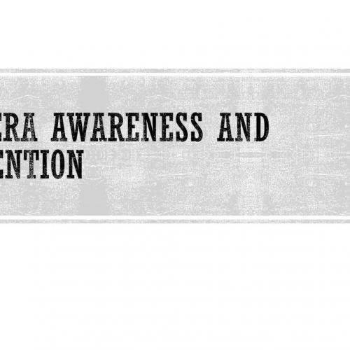 Cholera Public Announcement