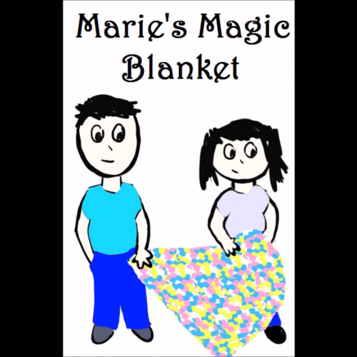 Marie's Magic Blanket by Amanda Albanese