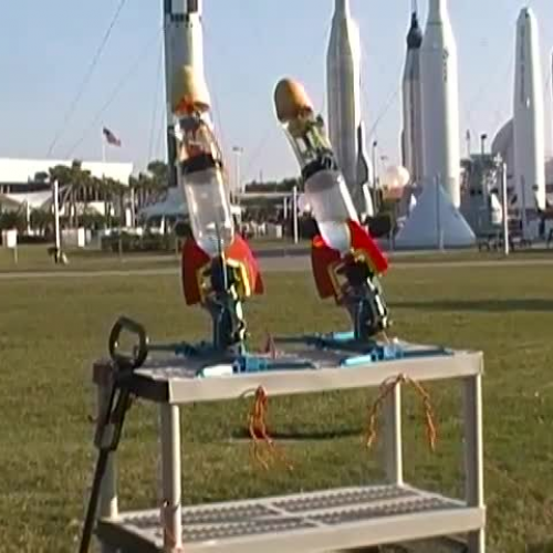 Building and Launching Rockets