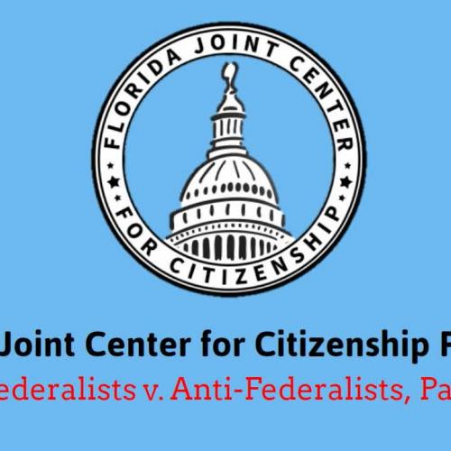 Federalists versus Anti-Federalists, Video 1