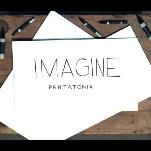 Imagine - Pentatonix [OFFICIAL VIDEO]