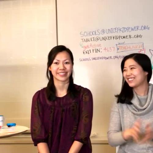 UNICEF Kid Power Training #2: Exploring the Class Kit