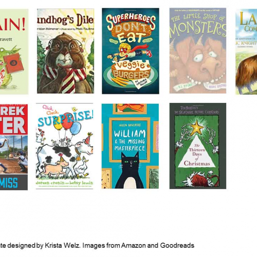 LCES Animated Book Titles Review