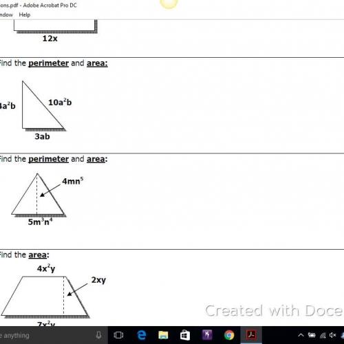 Geometric Applications 3