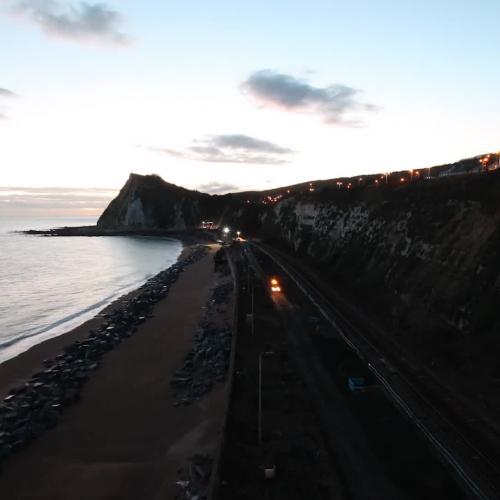 Dover Sea Wall