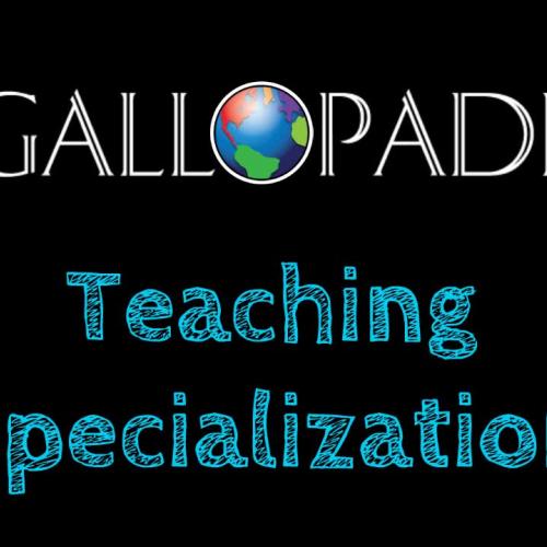 ClickBook Lesson Snippet: Specialization Lesson