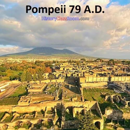 Pompeii and the Ring of Fire