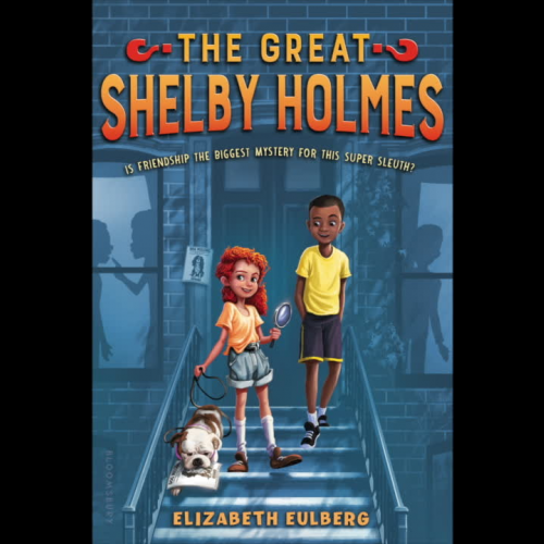 Texas Bluebonnet Award - The Great Shelby Holmes by Elizabeth Eulberg