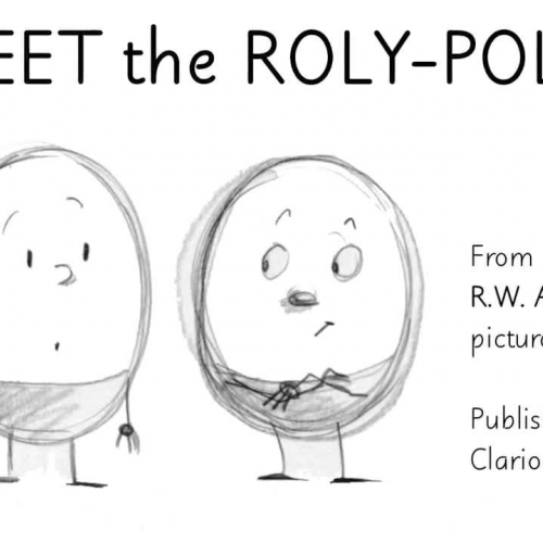 Meet the Roly-Polys from RW Alley's Books for Children