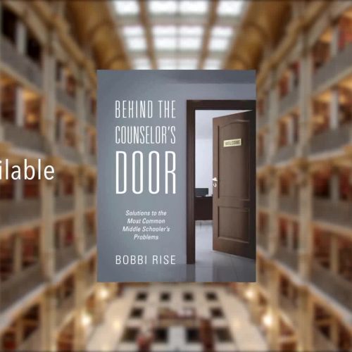 Behind the Counselor's Door by Bobbi Rise (Book Trailer)
