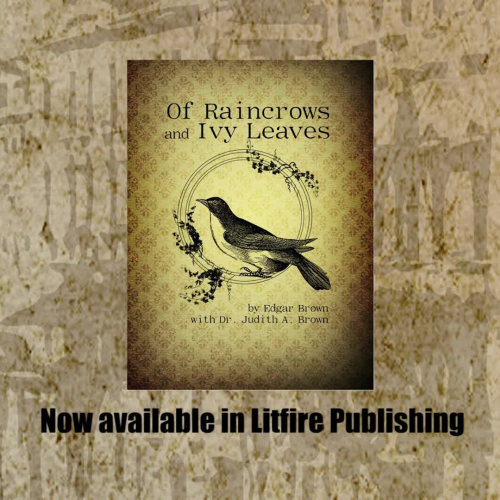 Of Raincrows and Ivy Leaves by Edgar Brown and Judith A. Brown (Book Trailer)