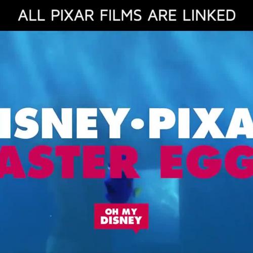 Disney Pixar Movies Linked