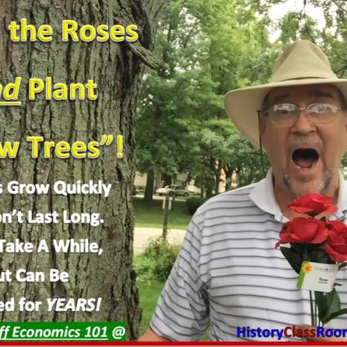 Green$tuff Economics - Flowers & Trees