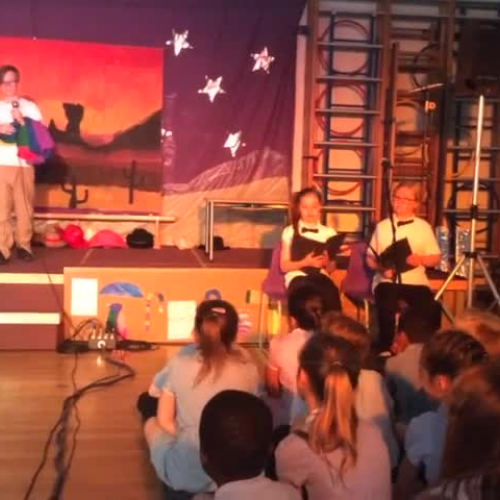 The John Wesley COE & Methodist Joseph Production Part 1