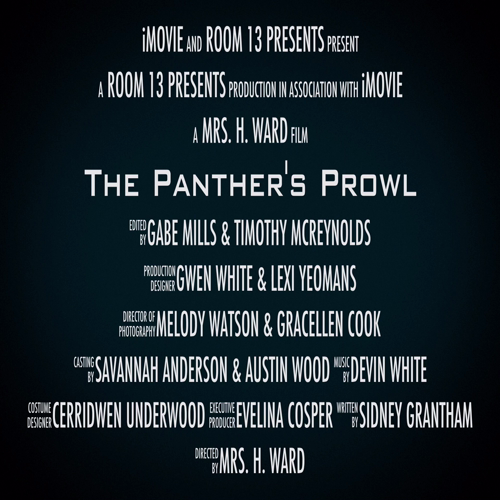 Panther's Prowl Preview