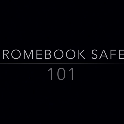 Chromebook Safety 101 at Bartlesville High School