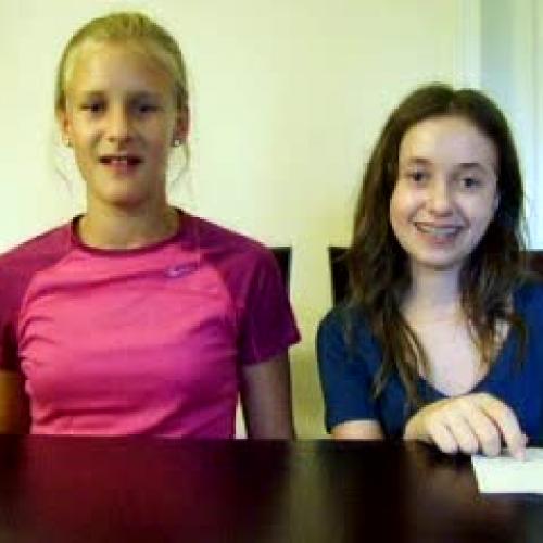Hollyn & Sarina Will it Jello?