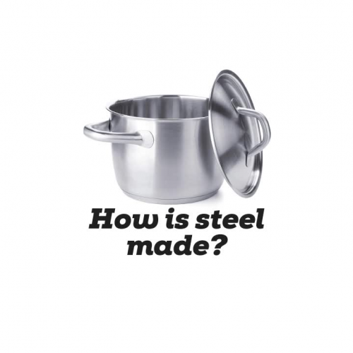 How is steel made?