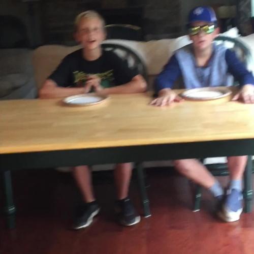 """Mason and Michael """"Will it Burrito?"""""""