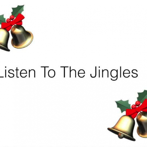 Listen to the Jingles