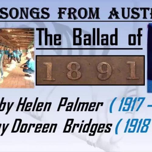 The Ballad of 1891 (Palmer-Bridges)