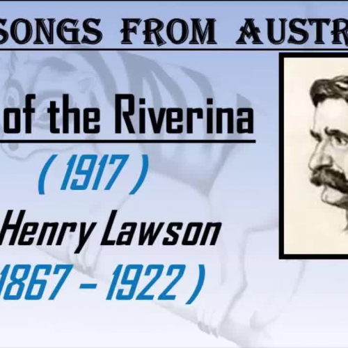 Scots of the Riverina (Henry Lawson)