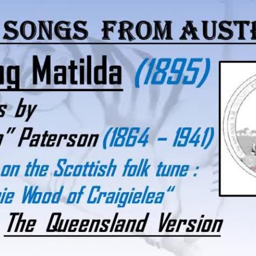 Waltzing Matilda (Banjo Paterson)