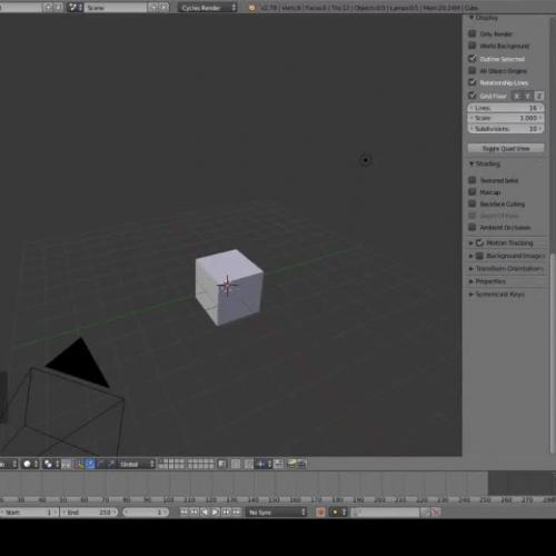 3D Printing Using Blender EP 2