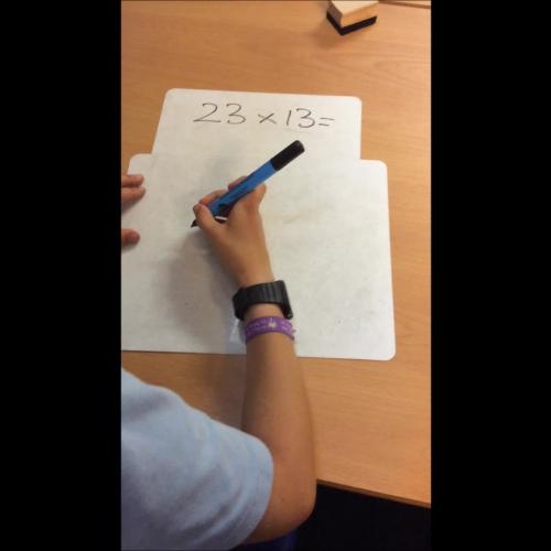Maths -  Year 5 - Multiplication