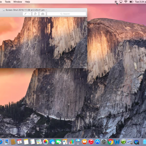 How to Take a Screen Shot on a Mac
