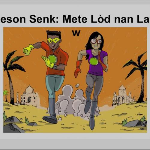 Super Student Lesson 5 Haitian Creole Summary