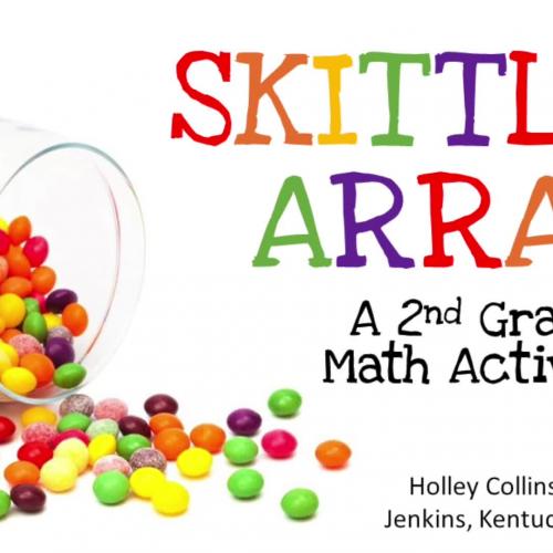 Skittles Arrays