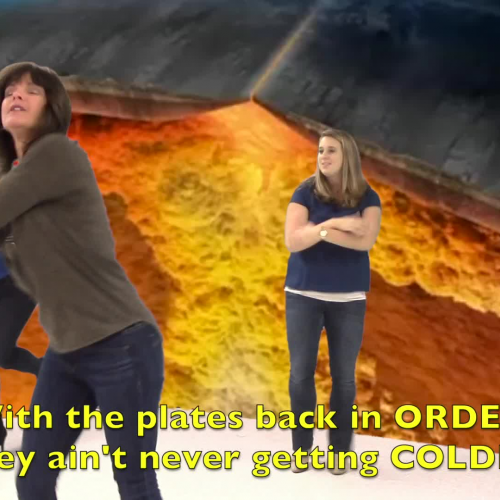 Plate Tectonics Music Video-6th Gold