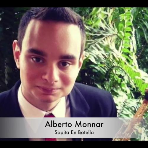 Alberto Monnar - Sopita En Botella (Saxophone Cover)