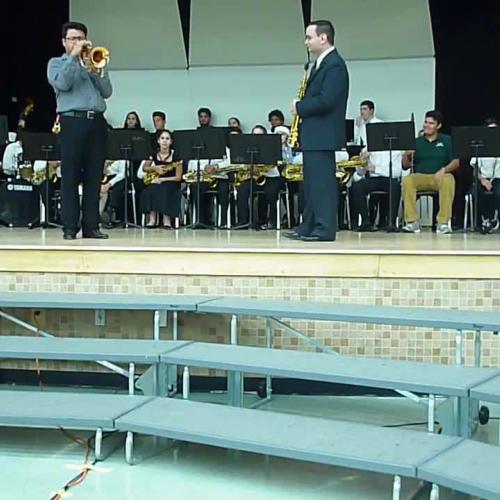 Mr. Lopez and Alberto Monnar - Oye Como Va (Solos)