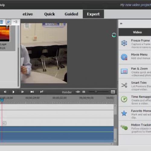 Adobe Elements Tutorial