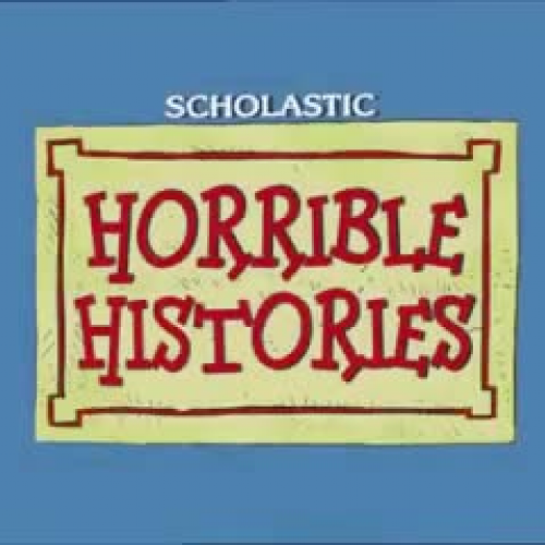 Rotten Romans:  Horrible Histories Cartoon