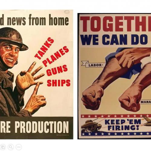 World War II mobilization