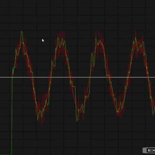 Simple Digital Signal Analyzer - Project Preview