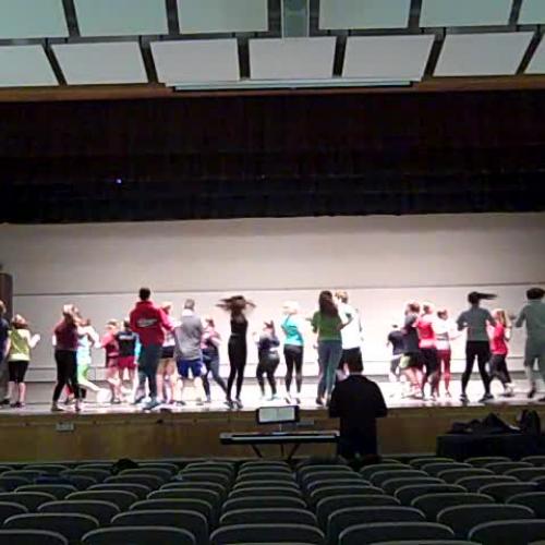 Slippery Rock High School Musical