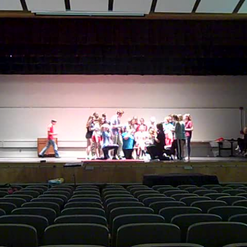 Slippery Rock Musical Show Off