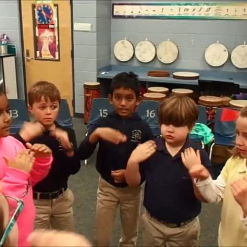 """17-18 Ms. Winne's 2nd grade class """"Carrot Seed"""" by Hiller/Dupont"""