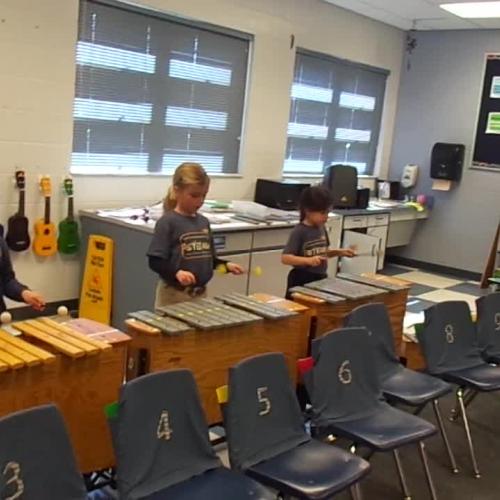 """17-18 Ms. Milton's 1st grade class """"Jack and Jill"""" by Kriske/DeLelles"""