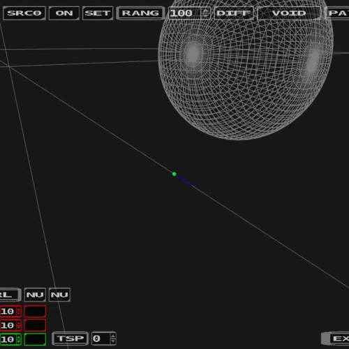 Continuous collision detection - Test preview