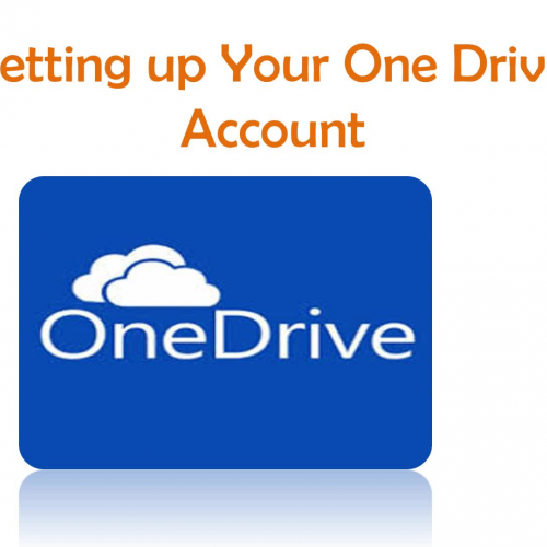 Syncing your laptop to OneDrive