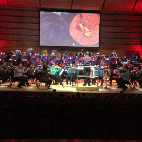 P5b Perth Concert Hall
